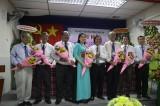 Soạn giả Diệp Vàm Cỏ được bầu làm Chi hội trưởng Chi hội Sân khấu Long An