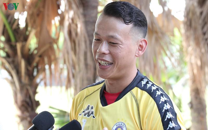 Chuyển nhượng: Thủ môn Tấn Trường đã đến với Hà Nội FC như thế nào? - Báo  Long An Online