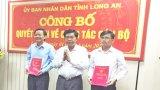 Ông Lê Hồng Phước được bổ nhiệm làm Giám đốc Đài Phát thanh và Truyền hình Long An