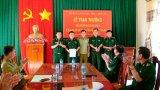 Long An: Thưởng nóng Ban Chuyên án bắt gần 21kg ma túy