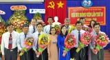 Ông Nguyễn Bá Luân tái đắc cử Bí thư Đảng bộ cơ sở Sở Thông tin và Truyền thông Long An