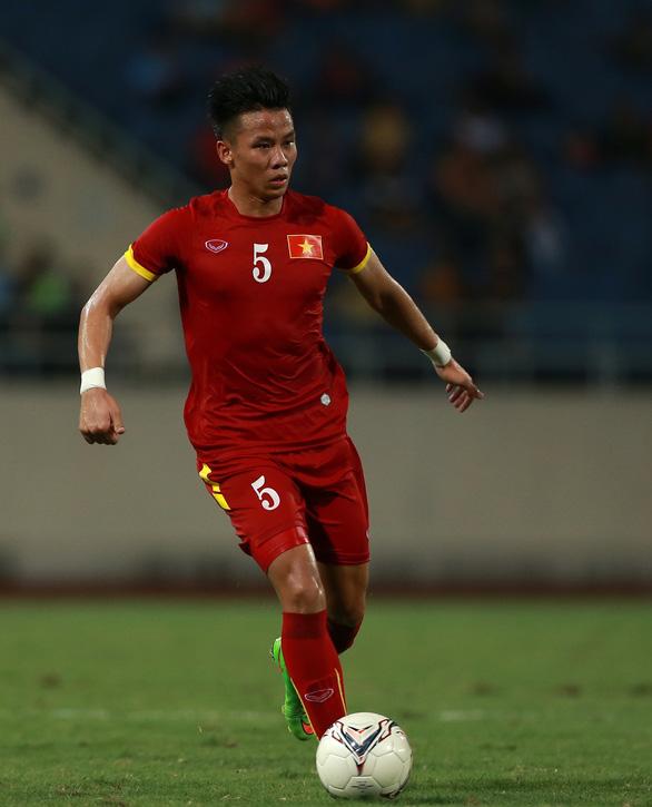 Trung vệ đội trưởng Quế Ngọc Hải là một trong 3 cầu thủ đắt giá nhất của Việt Nam - Ảnh: Transfermarkt