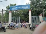 Công an xử phạt phụ huynh đánh cô giáo trên bục giảng 2,5 triệu đồng