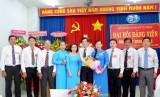 Giám đốc Sở Tư pháp - Phan Thị Mỹ Dung tái đắc cử Bí thư Đảng ủy