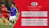 V-League 2020 trở lại: TP.HCM làm khách Hải Phòng, Nam Định tiếp đón Viettel