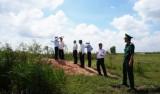 Bình Hòa Tây: Bảo đảm an ninh, trật tự khu vực biên giới