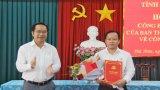 Ông Nguyễn Đăng Minh Xuân được chuẩn y giữ chức vụ Bí thư Huyện ủy Thủ Thừa