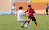 Lượt trận áp chót, U19 Long An thất bại toàn diện trước U19 An Giang