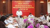 Nguyên Chủ tịch nước - Trương Tấn Sang: Long An cần chủ động, nắm bắt thời cơ để bứt phá