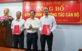 Ông Lê Xuân Khang được bổ nhiệm Phó Giám đốc Sở Tài chính