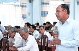 Cử tri Cần Đước, Tân Hưng kiến nghị nhiều vấn đề đến Đại biểu HĐND tỉnh Long An