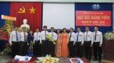 Ông Nguyễn Minh Hùng giữ chức vụ Bí thư Đảng ủy Sở Xây dựng Long An