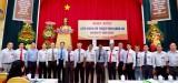 Ông Nguyễn Văn Thất giữ chức vụ Chủ tịch Liên đoàn Võ thuật tỉnh Long An