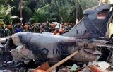 Indonesia liên tiếp xảy ra hai vụ rơi máy bay quân sự