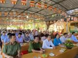 Phật giáo chung tay bảo vệ an ninh Tổ quốc