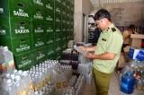 Tân Hưng: Tăng cường chống buôn lậu, gian lận thương mại