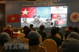 Tăng cường năng lực phòng dịch cho lực lượng gìn giữ hòa bình Việt Nam