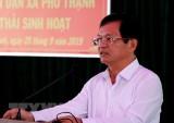 Bộ Chính trị kỷ luật cảnh cáo Bí thư Tỉnh ủy Quảng Ngãi Lê Viết Chữ