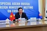 Nga đánh giá cao nỗ lực của ASEAN trong ứng phó với Covid-19