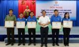Nửa nhiệm kỳ, Tỉnh đoàn Long An đạt nhiều thành tích nổi bật