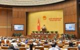 Quốc hội họp phiên bế mạc, quyết cơ chế đặc thù cho Hà Nội, Đà Nẵng