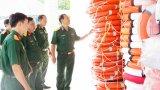 Bộ Tư lệnh Quân khu 7 kiểm tra công tác hậu cần tại Bộ Chỉ huy Quân sự tỉnh Long An