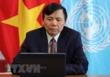 Việt Nam kêu gọi thế giới chia sẻ gánh nặng về vấn đề người tị nạn