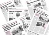 Báo chí xung kích bảo vệ nền tảng tư tưởng của Đảng