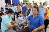 Cộng đồng tích cực tham gia hiến máu tình nguyện