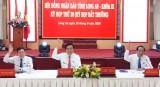 Kỳ họp thứ 20 HĐND tỉnh Long An khóa IX: Xem xét, quyết định một số vấn đề quan trọng, cấp bách về kinh tế - xã hội