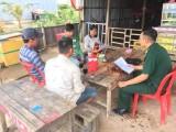 Tân Hưng: Tăng cường công tác phòng, chống buôn lậu, gian lận thương mại