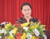 Chủ tịch Quốc hội: Lựa chọn cán bộ là công tác hàng đầu và quan trọng