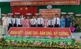 Kiến Tường: Đại hội Đảng cấp cơ sở đạt yêu cầu, tiến độ đề ra