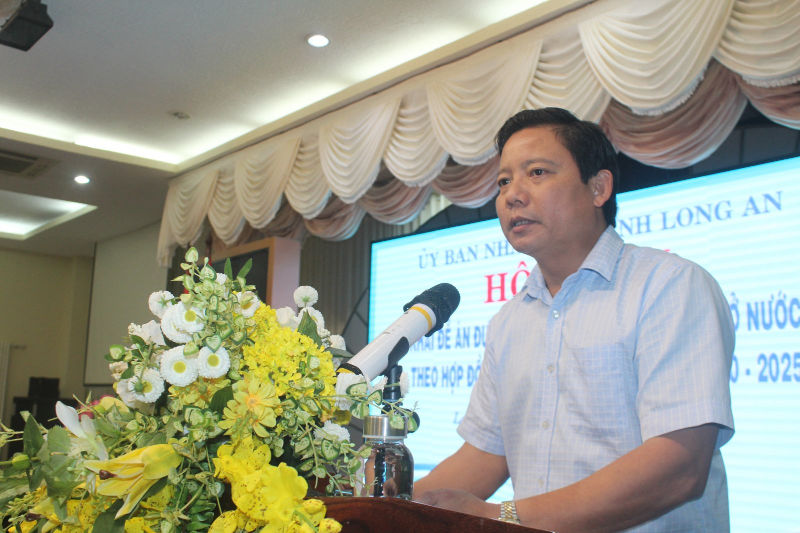 Vice Chairman of Long An People's Committee - Pham Tan Hoa affirmed: Do not send workers to labor export at all costs, quality and prestige must be put on top.