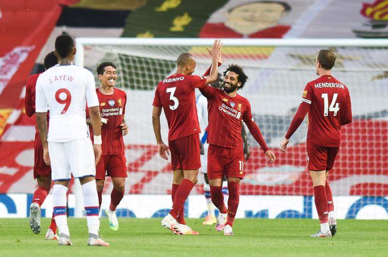 Liverpool đăng quang cực kỳ xứng đáng