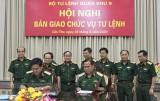 Thiếu tướng Nguyễn Xuân Dắt giữ chức Tư lệnh Quân khu 9