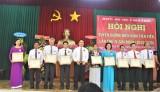 Tân Thạnh: Tuyên dương 144 cá nhân điển hình trong phong trào 'Thi đua yêu nước'