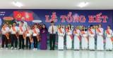 Năm học 2019 - 2020, Trường THPT Chuyên Long An có 14 học sinh đoạt giải Quốc gia