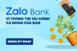 Ngân hàng Nhà nước khẳng định không cấp phép cho Zalo Bank