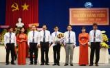 Ông Lê Hồng Phước tái đắc cử Bí thư Đảng ủy Đài Phát thanh và Truyền hình Long An