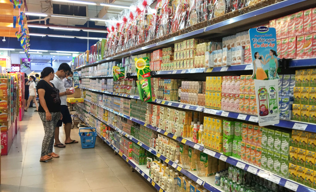 CPI in June 2020 in Long An increased by 0.7 percent (Photo: P.N.)