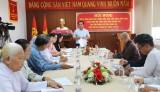 Dân tộc, tôn giáo, kiều bào đóng góp dự thảo văn kiện đại hội Đảng bộ tỉnh