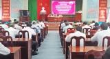 Châu Thành phấn đấu hoàn thành tốt nhiệm vụ, kế hoạch năm 2020