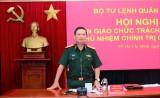 Bổ nhiệm Chủ nhiệm Chính trị Quân khu 7