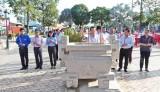 Cần Giuộc: Dâng hương tưởng niệm 48 năm ngày hy sinh Anh hùng liệt sĩ Nguyễn Thái Bình