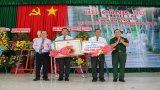 Xã Đức Tân đón nhận quyết định công nhận xã nông thôn mới