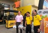 Cafe Ông Bầu chuẩn bị khai trương chi nhánh đầu tiên tại TP.Tân An