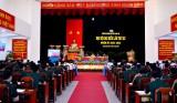 Khai mạc Đại hội Đại biểu Đảng bộ Quân sự tỉnh Long An lần thứ XII, nhiệm kỳ 2020 - 2025
