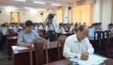 Trí thức, văn nghệ sĩ đóng góp dự thảo Báo cáo chính trị Đại hội đại biểu Đảng bộ tỉnh Long An lần thứ XI