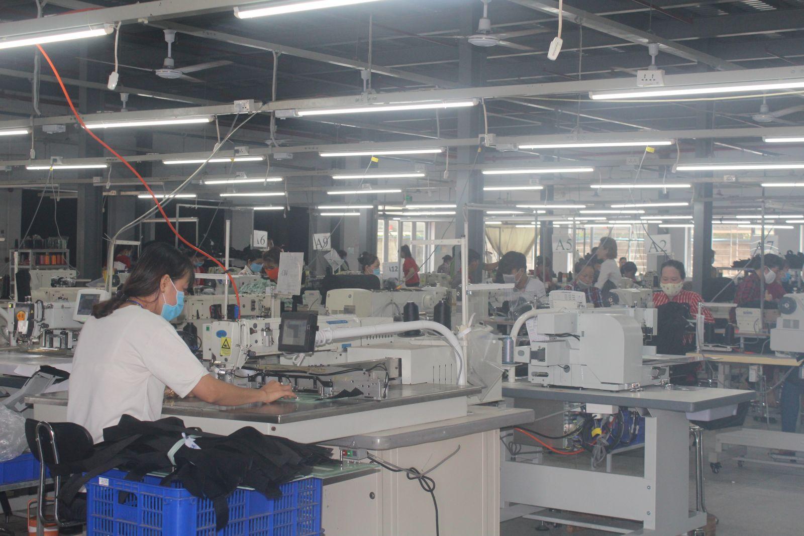 Thời gian tới, các cơ sở giáo dục nghề nghiệp sẽ phối hợp tốt  doanh nghiệp để cải thiện chỉ số về đào tạo lao động